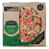 Marketside Supreme Pizza, Extra Large