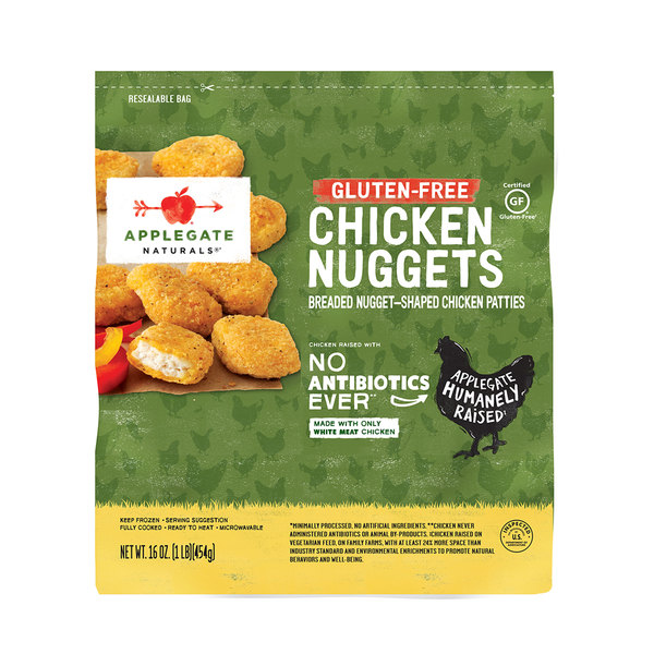 Natural Gluten-Free Chicken Nuggets Family Size, 16 oz