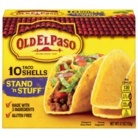 Old El Paso Stand 'N Stuff Shells, 10 Count, 4.7 oz