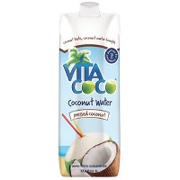 Vita Coco Coconut Water with Pressed Coconut - 33.8 fl oz Carton