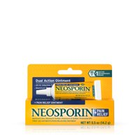 Neosporin + Pain Relief Dual Action Topical Antibiotic Ointment,.5 oz