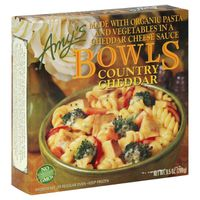 Amy's Bowls, Country Cheddar