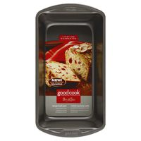 Good Cook Loaf Pan, Premium Nonstick, Large, Not Packed