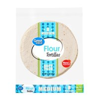 Great Value Gv Low Carb Flour Tortilla 8ct