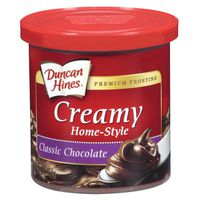 Duncan Hines Frosting, Chocolate, Creamy