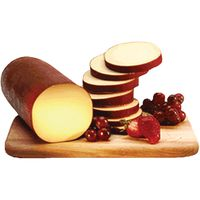 Smoked Gouda Cheese, Sliced