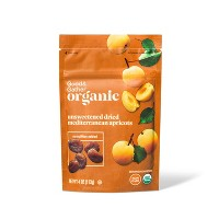 Organic Mediterranean Apricots - 4oz - Good & Gather™