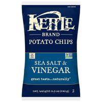 Kettle Brand® Sea Salt and Vinegar Potato Chips