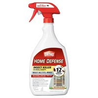 Ortho Home Defense MAX Indoor & Perimeter Insect Killer 24oz Ready to Use Trigger