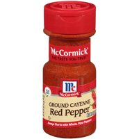 McCormick Ground Cayenne Red Pepper, 1.75 oz