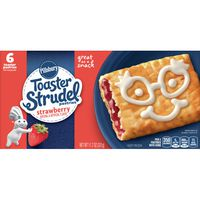 Pillsbury Toaster Pastries, Strawberry