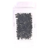 Pen and Gear Black Push Pins 200 count