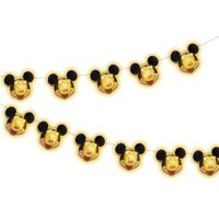 Mickey 5 Piece String Lights- 5 Ft. Long, Available in Multiple Characters