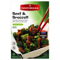 InnovAsian® Cuisine Mildly Spicy Beef & Broccoli 16 oz. Box