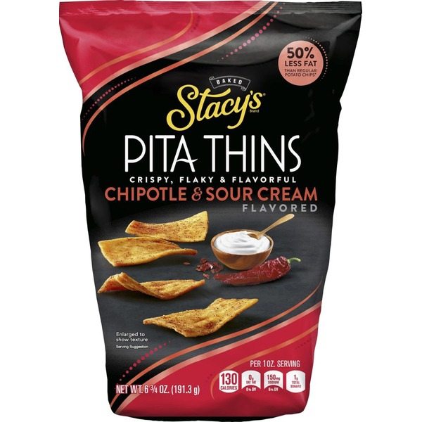 Stacy's Chipotle Sour Cream Snacks