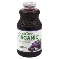 Santa Cruz 100% Juice, Concord Grape