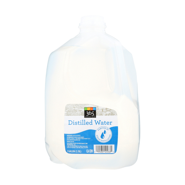 365 everyday value® Distilled Water, 1 Gal.