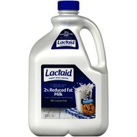 Lactaid 100% Lactose Free 2% Reduced Fat Milk