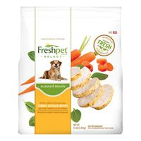 Freshpet Select Roasted Meals Dog Food Tender Chicken Recipe With Crisp Carrots & Leafy Spinach