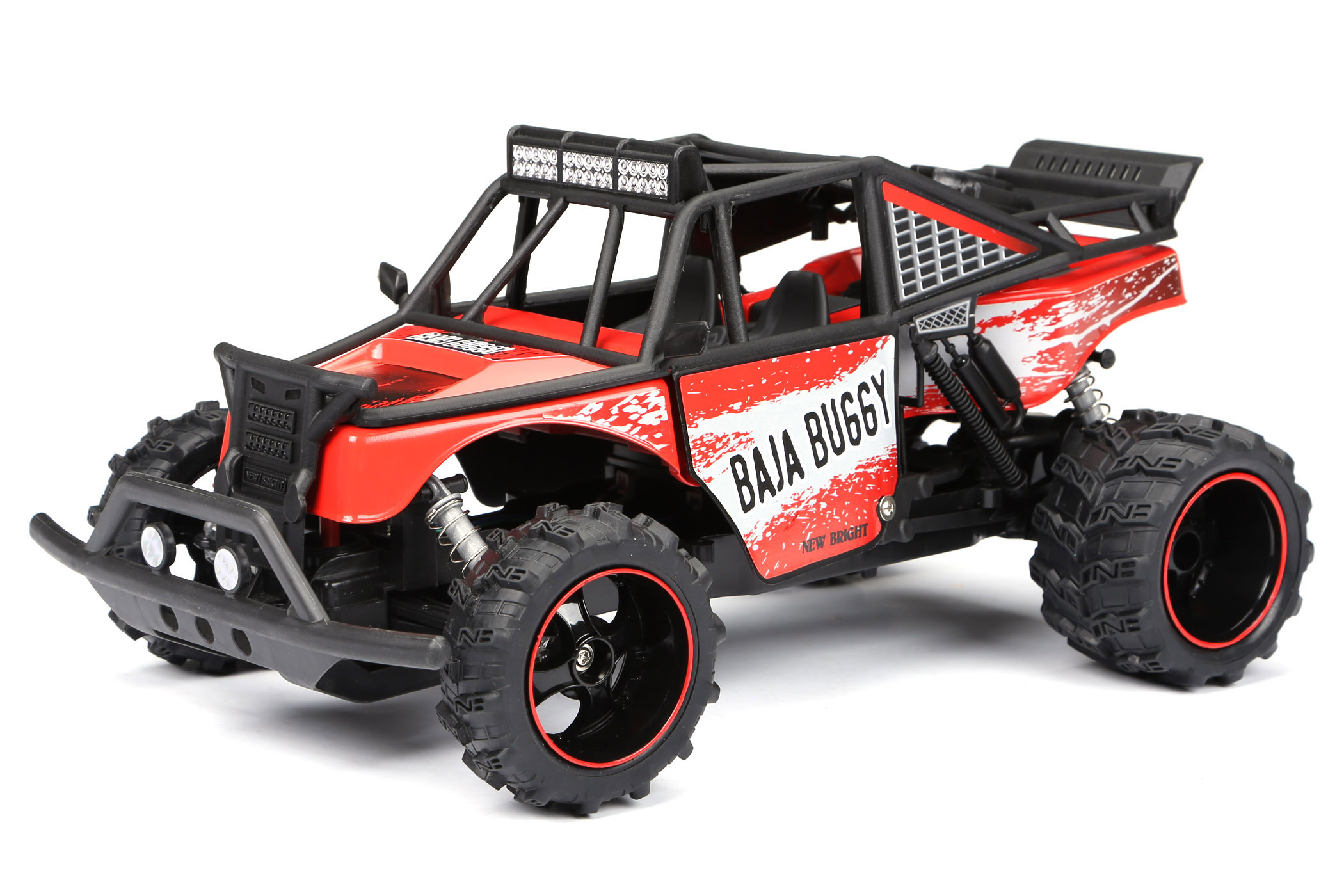 New Bright 1:14 RC Baja Buggy Growler – Red