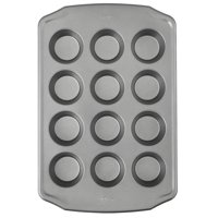 Wilton Bake It Better Non-Stick Muffin Pan, 12-Cup