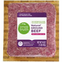 Simple Truth Ground Beef