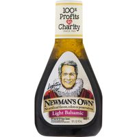 Newman's Own Vinaigrette Light Balsamic