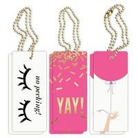 "6ct ""Yay"" Birthday Vol. 1 Luxe Tags"