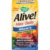 Nature's Way Alive!® Men's Max Potency Daily Multivitamin