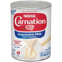 Nestle Carnation Evaporated Milk - 12oz