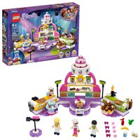 LEGO Friends Baking Competition 41393 Building Kit Featuring 3 LEGO Friends Characters(361 Pieces)