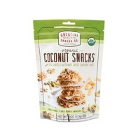 Creative Snacks - Organic Coconut Snacks - 4oz