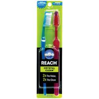 Reach Toothbrushes, Firm