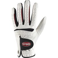 Wilson Feel Plus Men's Left-Hand Golf Glove, Medium