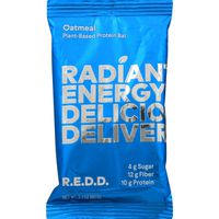 Redd Protein Bar, Plant-Based, Oatmeal