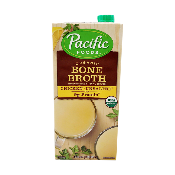 Organic Chicken Bone Broth, 32 fl. oz.
