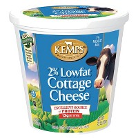 Kemps 2% Low Fat Cottage Cheese - 22oz