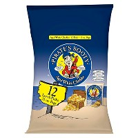Pirate's Booty Aged White Cheddar Puffs - 12ct - 0.5oz