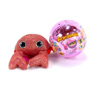 Surprizamals, Mystery Balls with Collectible Plush Toy