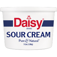Daisy Sour Cream, 3 lb.