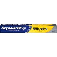 Reynolds Wrap Non-Stick Heavy Duty Aluminum Foil, 35 Square Feet