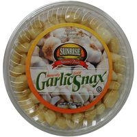Sunrise Natural Foods Garlic Snax