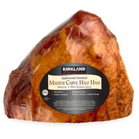 Kirkland Signature Master Carve Half Ham, Apple-wood Smoked