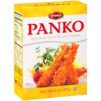Dynasty Panko Japanese Style Bread Crumbs, 8 oz