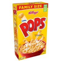 Kellogg's Corn Pops Breakfast Cereal Original
