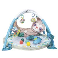 Infantino 4-in-1 Jumbo Baby Activity Gym & Ball Pit (Sloth)