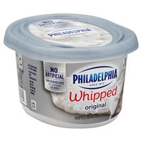 Philadelphia Plain Whipped Cream Cheese