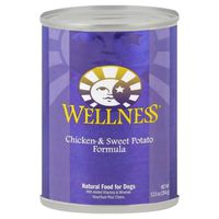 Wellness Natural Dog Food Chicken & Sweet Potato Formula