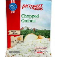 Pictsweet Farms® Recipe Helper Chopped Onions 10 oz. Stand Up Bag