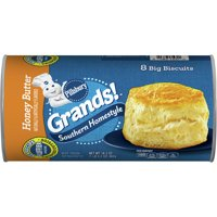 Pillsbury Grands! Southern Homestyle Honey Butter Biscuits 8 Ct